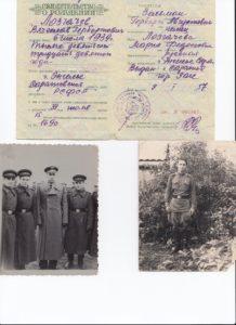 Armeezeitsfotos, 1958.